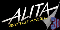 Alita: Battle Angel - Digital 3D